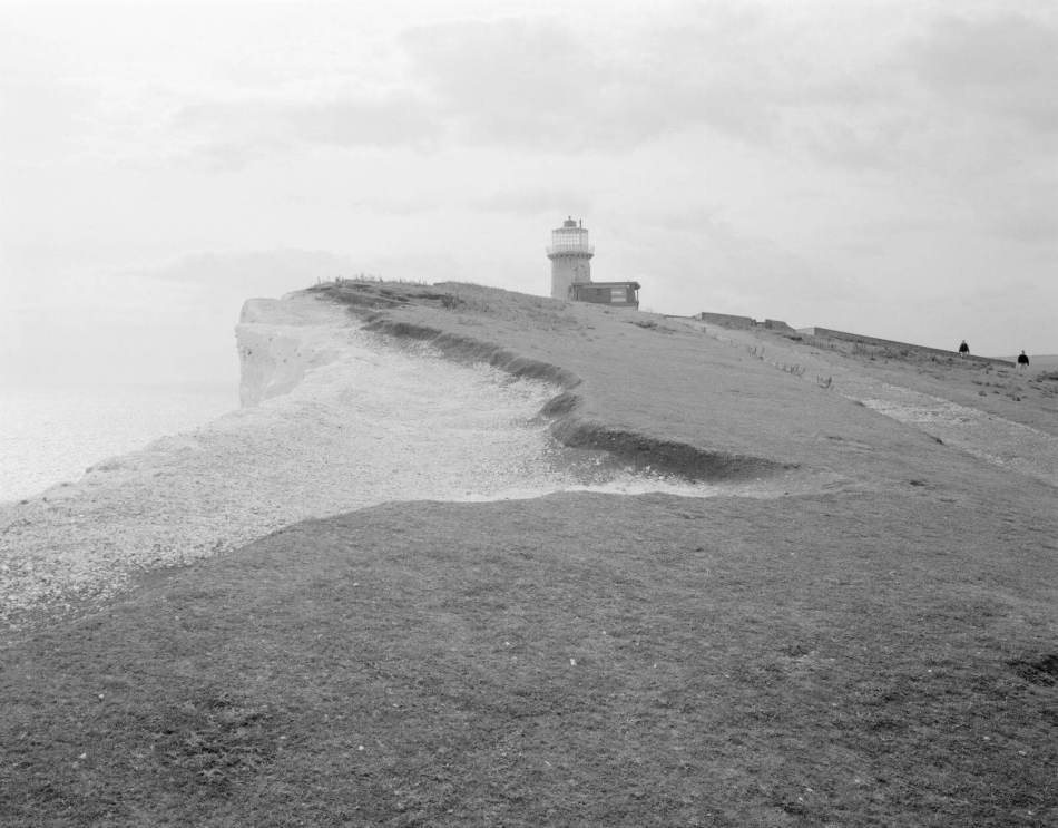 General view from East Belle Tout Lighthouse, Eastbourne, East Sussex