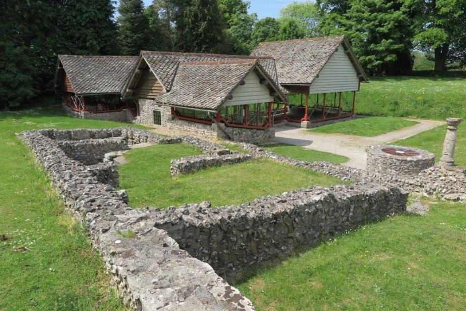 Roman town house