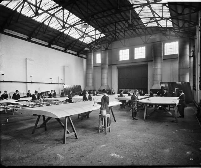 Dick, Kerr & Company, Strand Road, Preston, 1918 © Historic England Archive BL24281 025