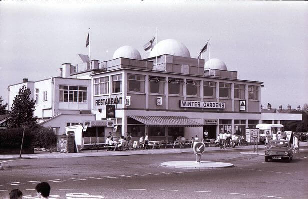The Winter Garden Cleethorpes © North East Lincolnshire Council
