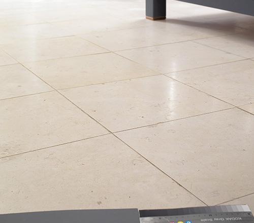 flax honed limestone tiles
