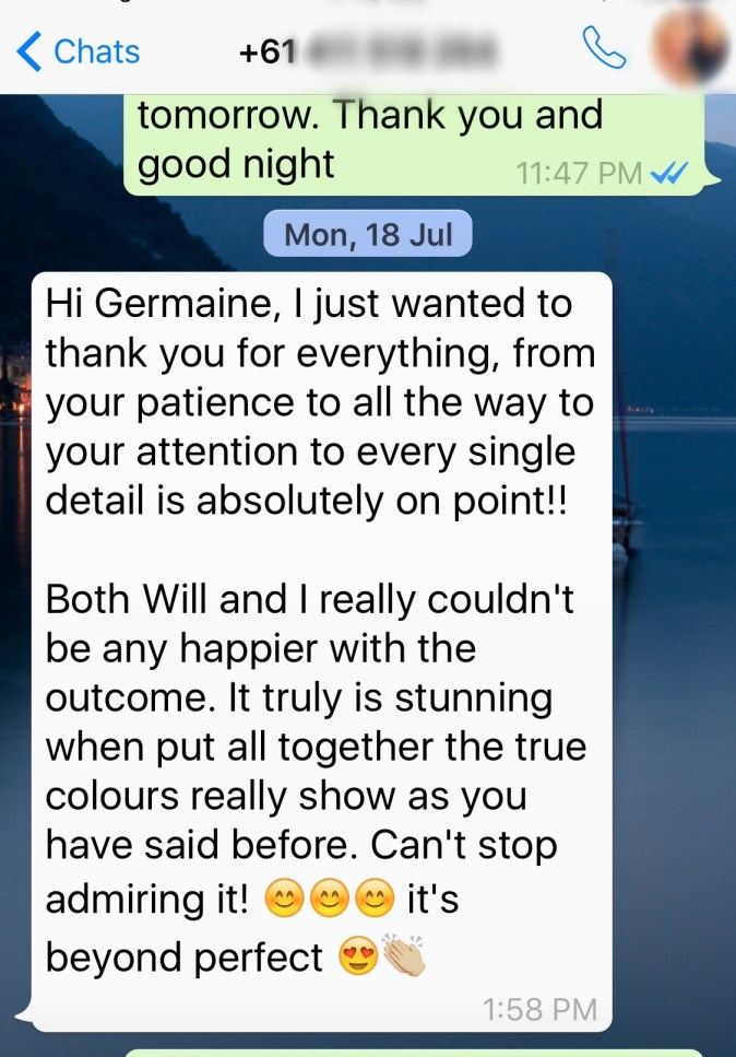 heritage gems client review