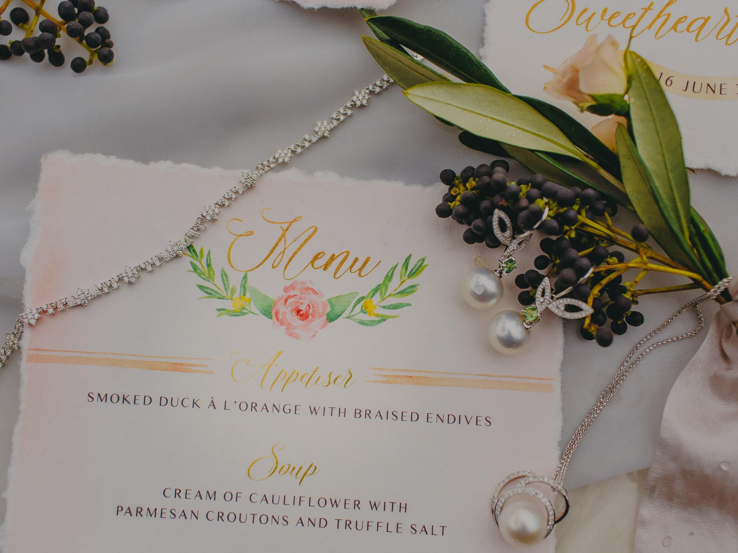 Pearl Jewellery Heritage Gems Singapore