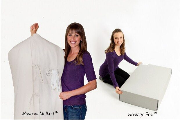 Expert Wedding Gown Cleaning And Preservation