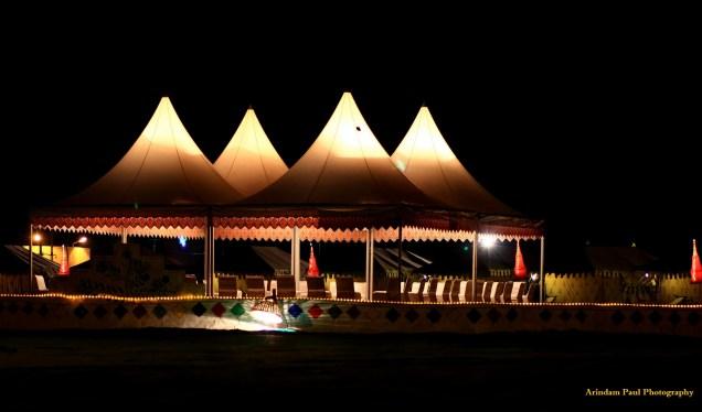Kutch Tent City - Gujarat
