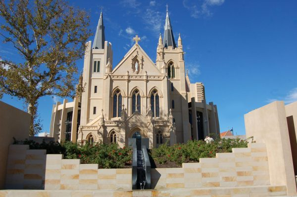 St Mary's Roman Catholic Cathedral - Heritage Perth