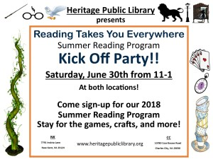 SRP 2018 Kick Off Party