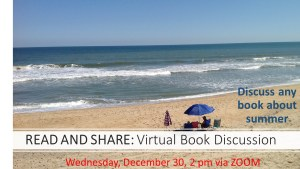 Read & Share: Themed Virtual Book Discussion