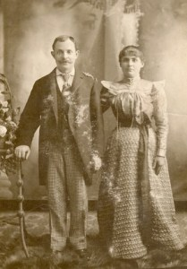 Abraham Green and Rose Braef- Wedding Picture?