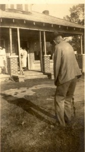 "mage of ""Grandpa Aiken"" or W. H. Aiken, d Feb. 17, 1942 in Tylerlawn, Mississippi. Unknown if this is his house or not."