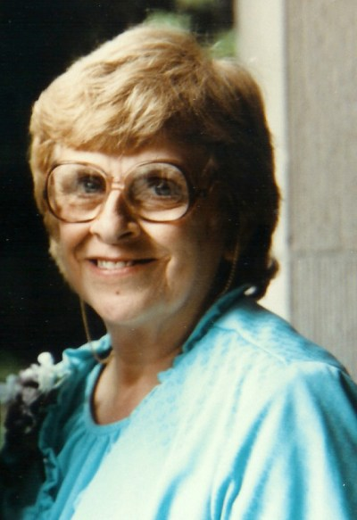 Mary Theresa Helbling McMurray, August, 1981