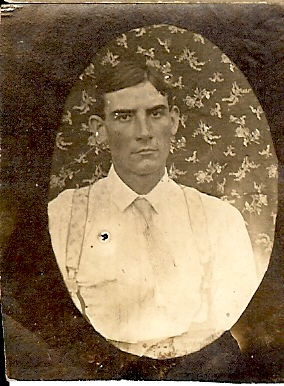 Charles Frances Marion Underwood, circa 1917?