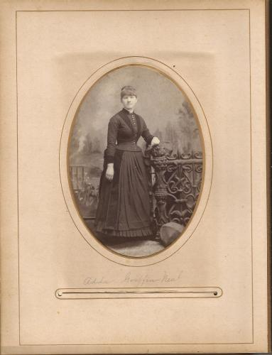Adda Griffin Neal, from the William Roberts Family Photo Collection.