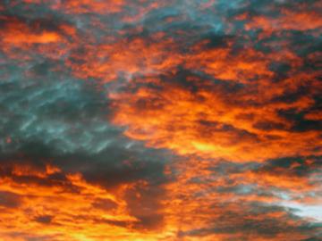 Sunset atBBI