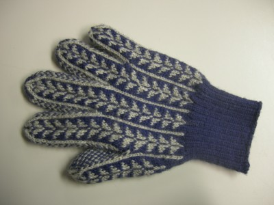 Flying Geese Glove