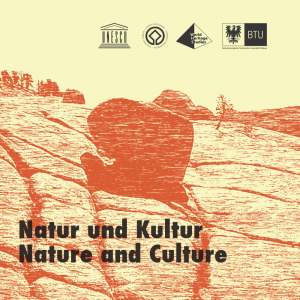 Nature and Culture – Ambivalent Dimensions of our Heritage