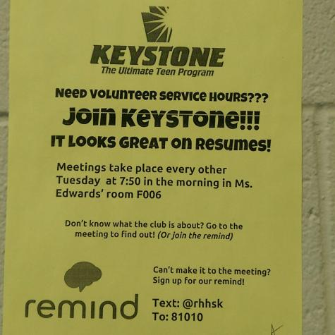 Join Keystone Club