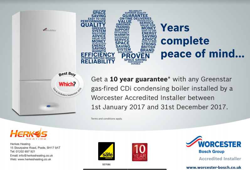 Boiler Installation Poole | Boiler Repair Poole | Herkes Heating