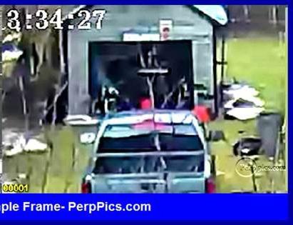 Dopuglas Barton - 333 Pleasant Avenue Herkimer suspicious garage fire