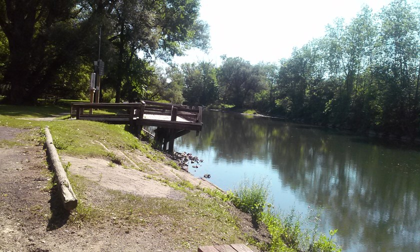 Mohawk River Park Herkimer