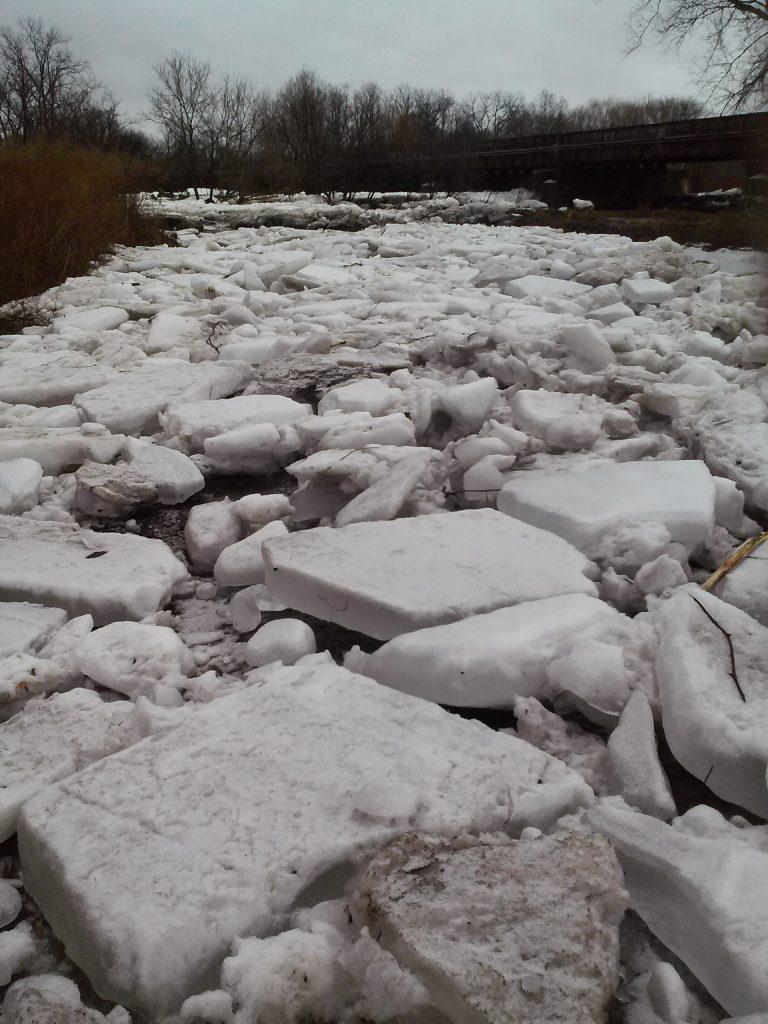 Herkimer Meth bridge access blocked