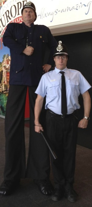 Herkimer Mobbing - Joyce Barton, Sgt. Tall, Officer Short
