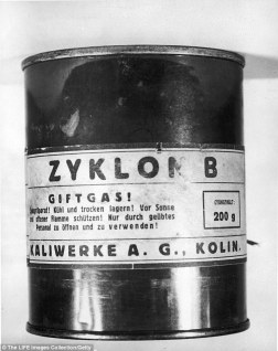 Zyklon B - Only not used in Herkimer NY for lack of availabilty