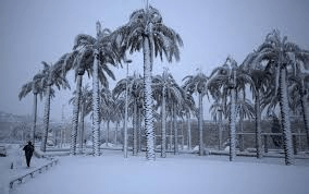2016 Weather Extremes – Hotter and colder than ever