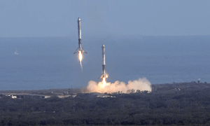 SpaceX new age in space travel