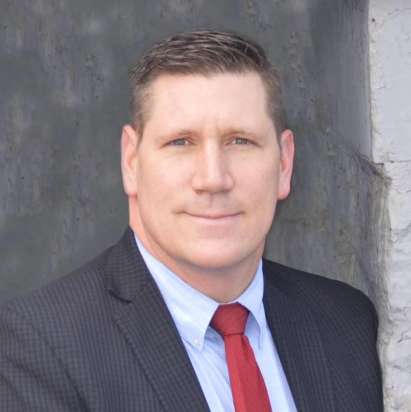 Herkimer Sheriff Scott Sherer
