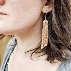 Friday Fringe Earrings