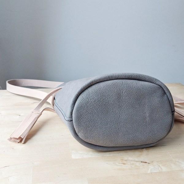 Cinch Bucket Bag Leather Jolie