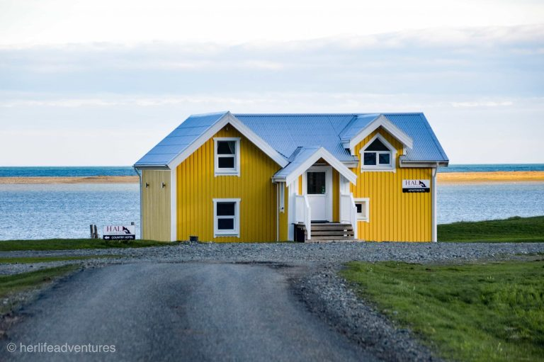 AirBnb in North Iceland