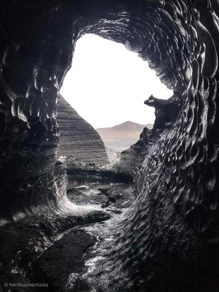 Go on an adventure tour inside the Katla Ice Cave!