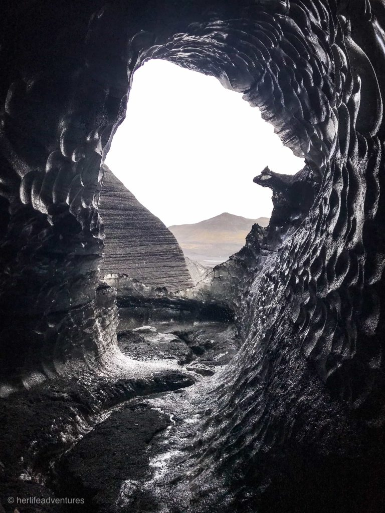 Go on an adventure tour inside the Katla Ice Cave!