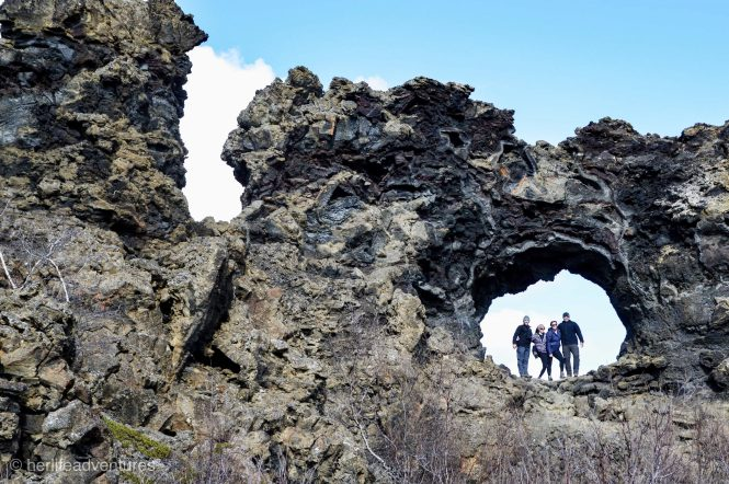 Northern Iceland Game of Thrones hike