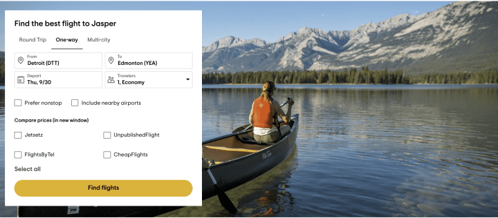 HOW TO GET TO JASPER NATIONAL PARK
