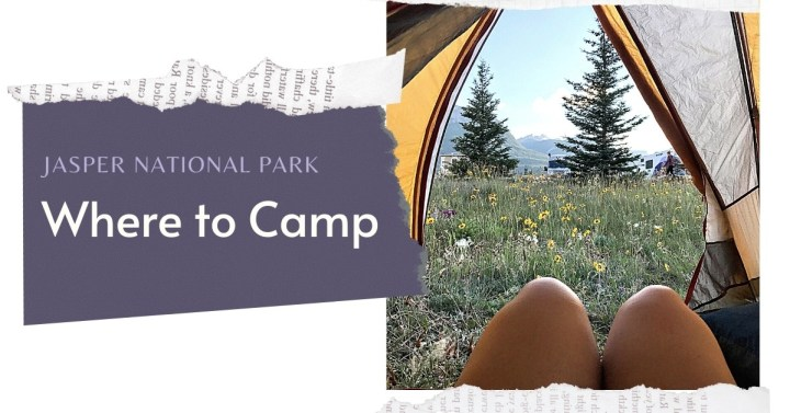 4 Day Jasper National Park Adventure Guide- Alberta Canada | Camping - Hiking - White Water Rafting - Rock Climbing - Wildlife Tours • HerLifeAdventures.com | #traveldestinations #travel #destinations #northamerica #canada #roadtrip #outdoortravel #thingstodo #travelguide #itinerary