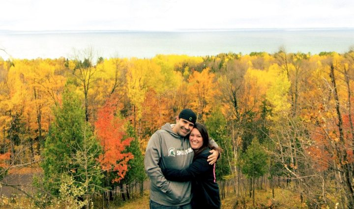 Lake Superior Fall Colors