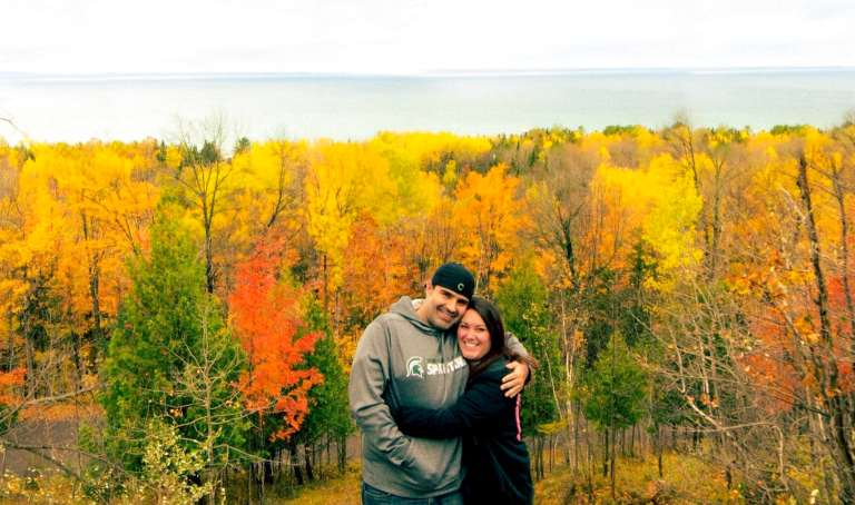 Lake Superior Fall Colors