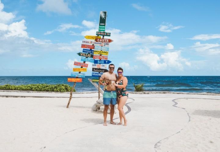 Mexico hidden gem with secret cent | herlifeadventures.blog | #mexico #mexicotravel #mexicopacking #wheretostay #hiddengem #mexicovacation #travelhacks #travelguide #adventuretravel #traveltips #northamerica #airbnb #traveldestinations #travelexperience #bestbeach #cenote #beautifulplaces #adventure #explore