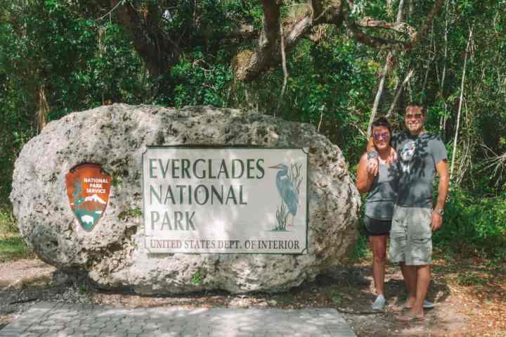 Everglades National Park Guide, where to hike, what to do + more! | herlifeadventures.blog | #everglades #nationalpark #florida #travel #destinations