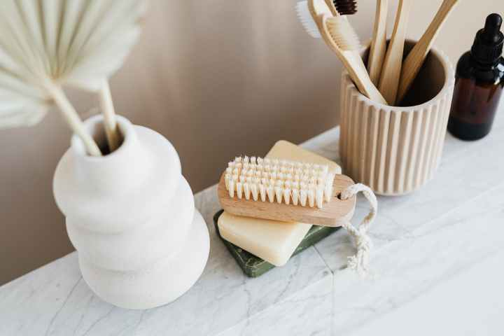 Zero Waste Bathroom Toiletries