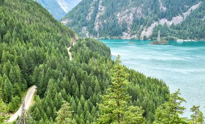 Diablo Lake Ultimate Guide to North Cascades National Park   Weekend Guide   Hiking   Camping   Adventures   Things to do