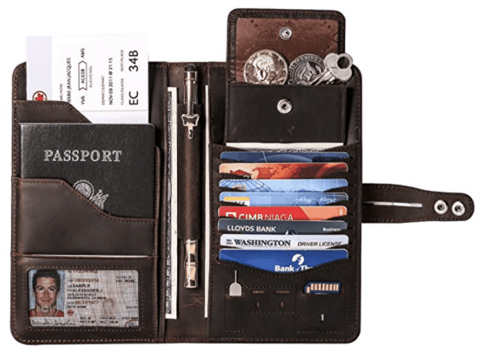 Keep your money and identify safe - learn how in my ultimate weekend packing guide.
