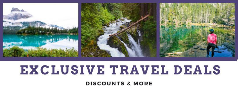 Travel Deals & Discounts