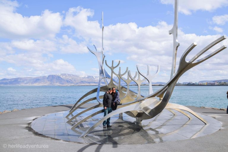 SUN VOYAGER ICELAND Reykjavik is extremely walkable, so I'd recommend exploring on foot!