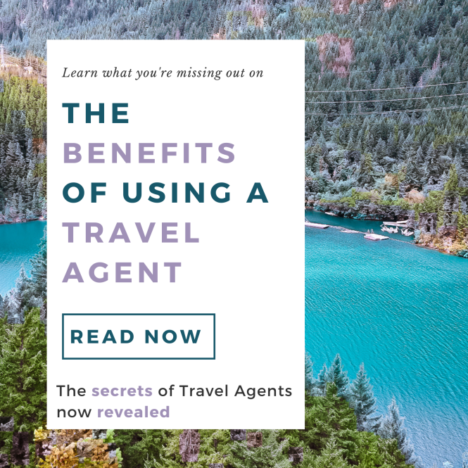 Weekend getaways, National Parks and adventures. Read about the benefits of Travel Agent way beyond just saving you money. They provide a service to make your vacation the best yet!