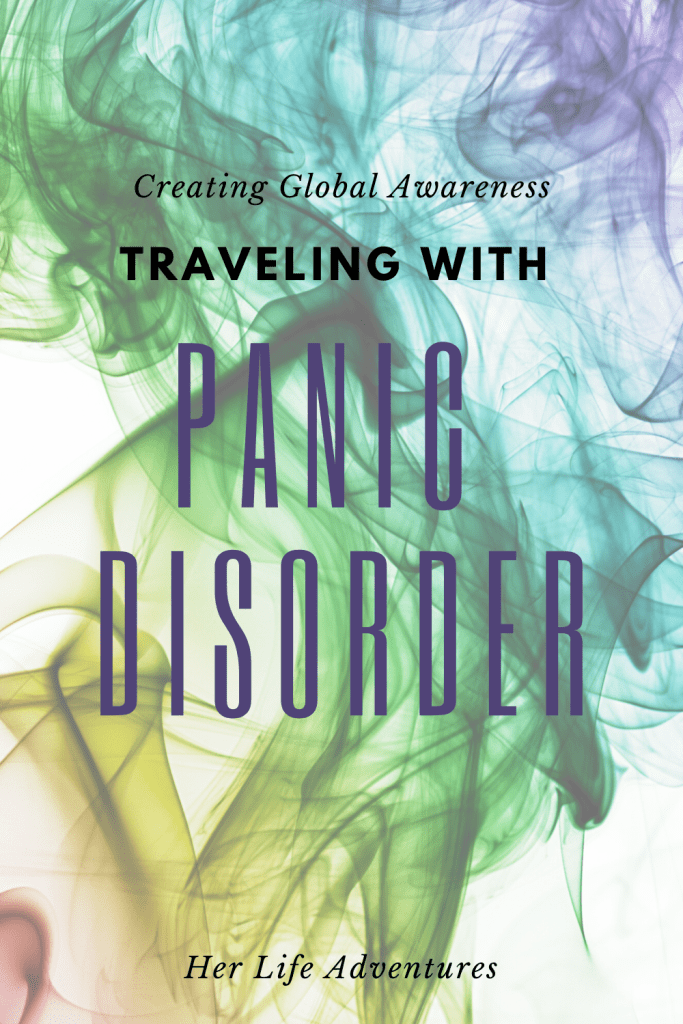 What does a panic attack feel like? Traveling with Panic Disorder can be challenging, & now more than ever, mental health awareness is crucial to understanding adversity. I have Panic Disorder, this is my story. #mental #health #illness #panic #disorder #attack #feellike