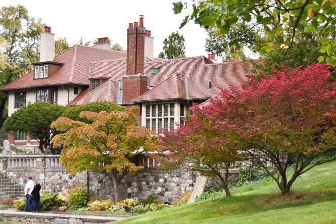 The Cranbrook House